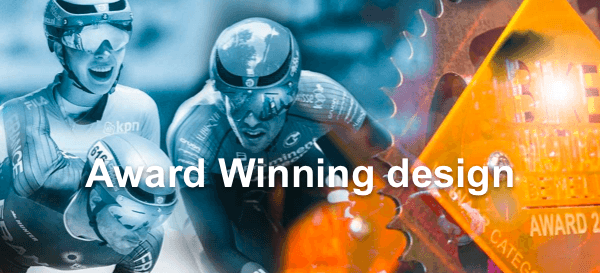 BikeMotion Award winnende helm