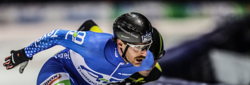 Olivier Jean Vedette in Canada rookie in Nederland