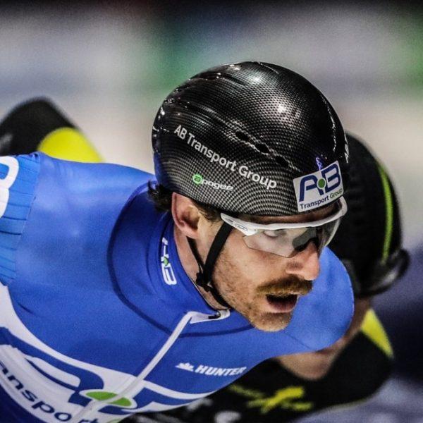 Olivier Jean Vedette in Canada rookie in Nederland