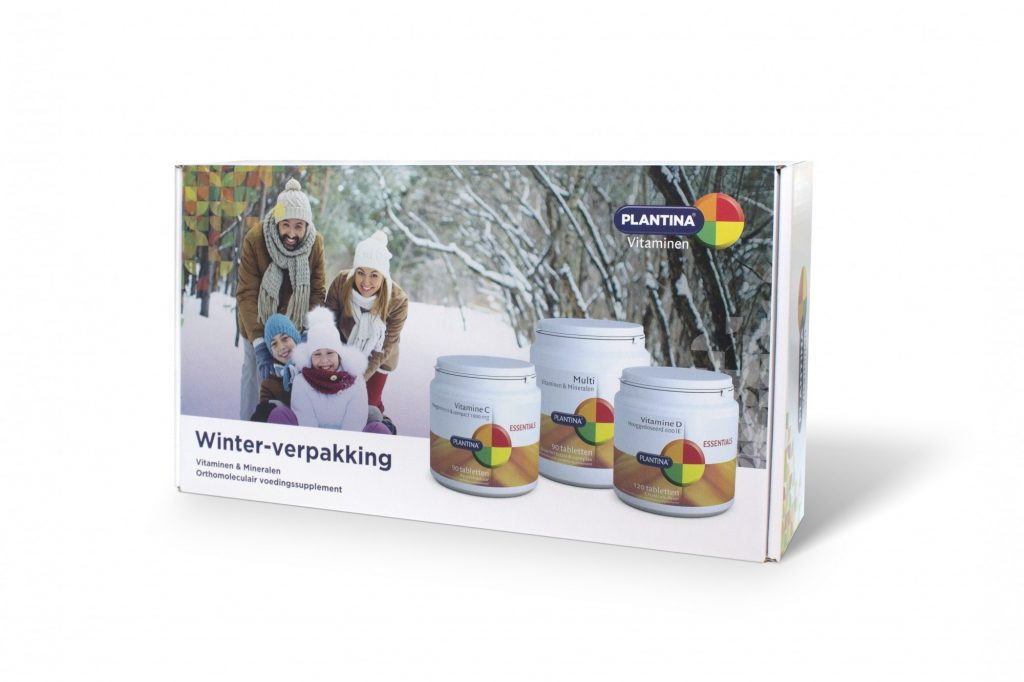 Plantina Winterpakket