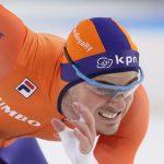 Smeekens draagt Nederlandse vlag bij opening olympische spelen