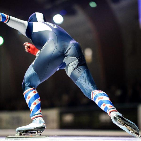 Start schaatsen