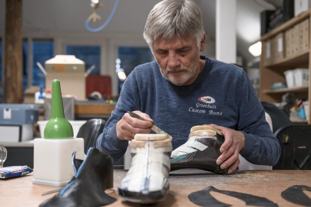 Groothuis custom made schoen