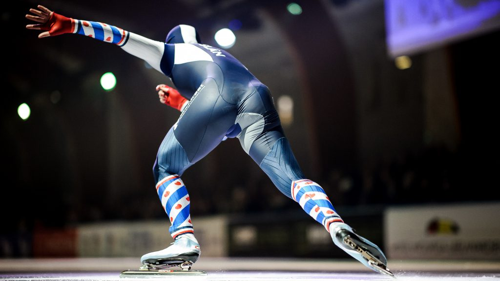 schaatsen start