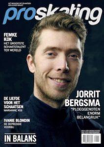 Proskating Jorrit Bergsma