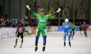 Gary Hekman Nederlands kampioen marathon